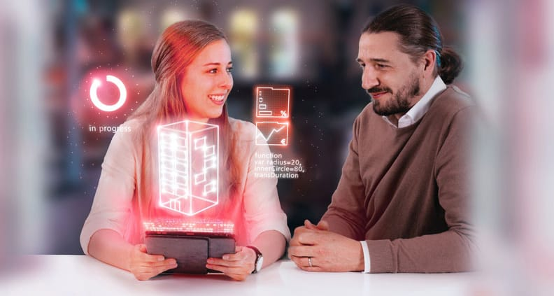 """Das neue Video der Jade Hochschule visualisiert den Studiengang """"Bauinformationstechnologie"""""""