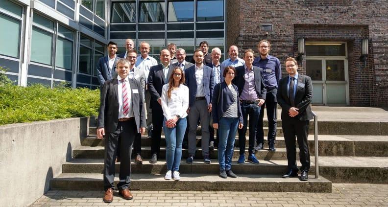 """Ein erstes Treffen der Kooperationspartner im Forschungsprojekt """"Q-INTEGRAL"""" hat an der TU Braunschweig stattgefunden."""