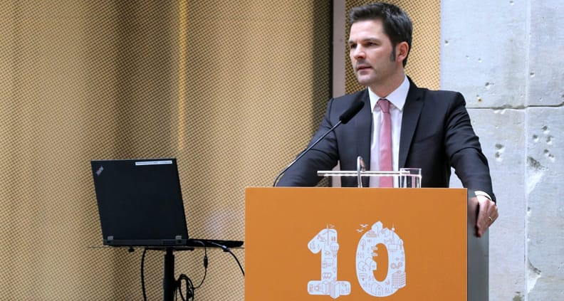 Speaker IFAF Berlin