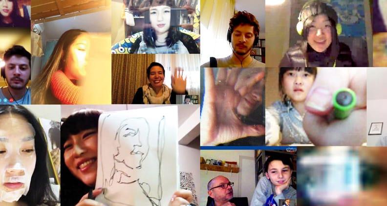 Eindrücke aus sieben Jahren SkypeLab.