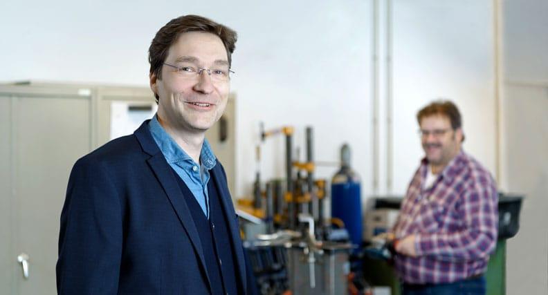 Neuer Kanzler der Hochschule Stralsund