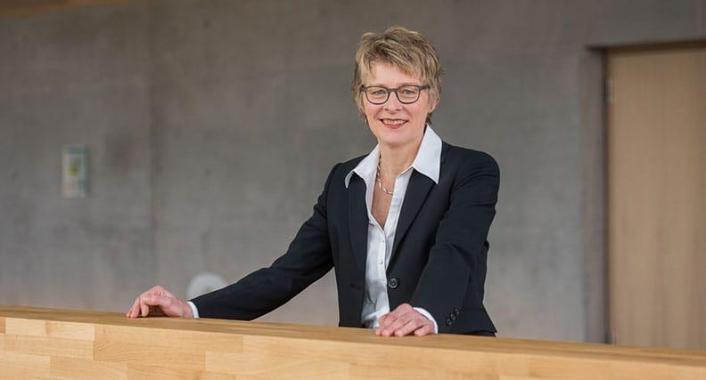 Rektorin Prof. Dr. Renate Kirchhoff
