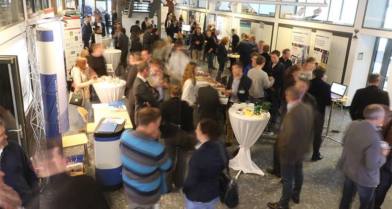 Teilnehmer am Oldenburger BIMTag.