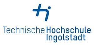 Logo der Hochschule Ingolstadt.