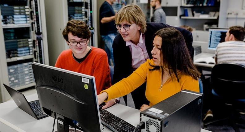 Um die Abwehr von Cyber-Attacken geht es in dem neuen Studiengang Cyber Security Management.