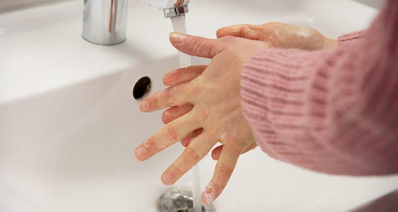 Das Händewaschen ist gerade in Zeiten von Corona besonders wichtig.