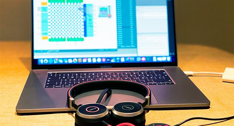 Virtuelle Vorlesung Grundlagen der Informatik im Homeoffice mit Adobe Connect