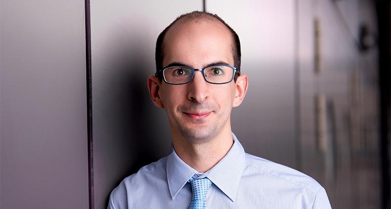 Doktorand Maik Szendy