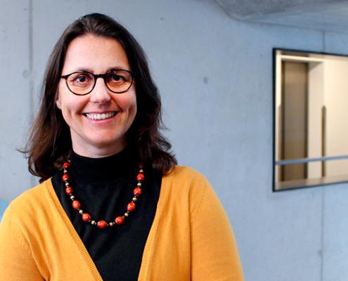 Prof.in Dr.in habil. Heike Köckler im Interview.