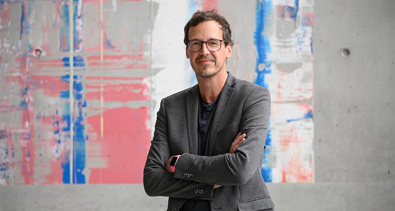 Professor Michael Markert, Hochschule Coburg