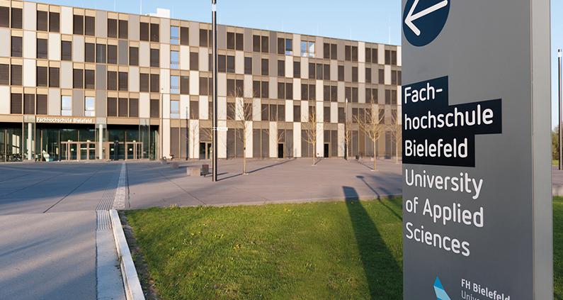 Fachhochschule Bielefeld forscht zu Künstliche Intelligenz in der Arbeitswelt.