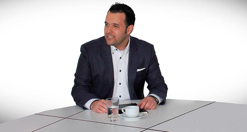 Prof. Dr. Stefan Iskan, Professur für Logistik und Wirtschaftsinformatik, insbes. Automotive SCM und Digitalisierung, und Leiter des Master-Studiengangs Logistik an der HWG LU.