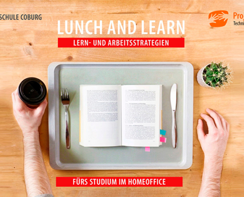 Lunch & Learn der Hochschule Coburg