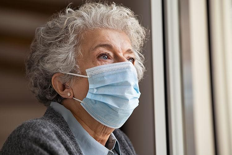 Für Senior*innen, die in Pflegeheimen leben und keinen Besuch bekommen, hat sich die hsg Bochum etwas einfallen lassen.