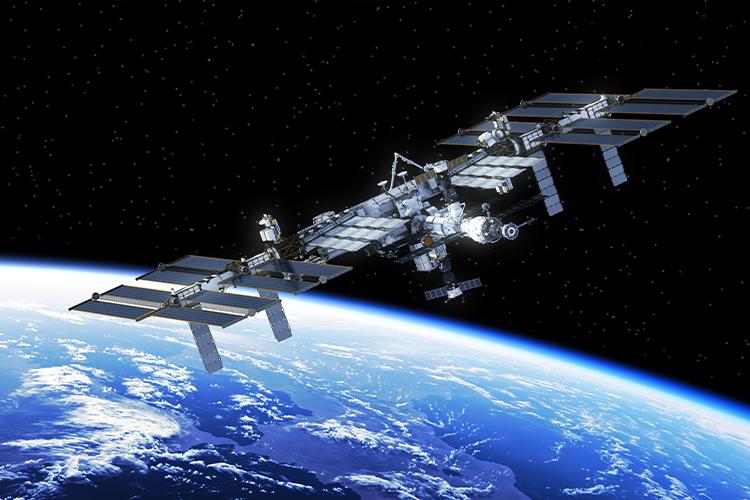 """Für die """"Hacker"""" galt es eine Sicherheitslücke in einem Satellit der Air Force zu ermitteln."""