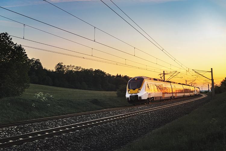 THM forscht an zukunftsfähigen Materialien im Bahnbau.
