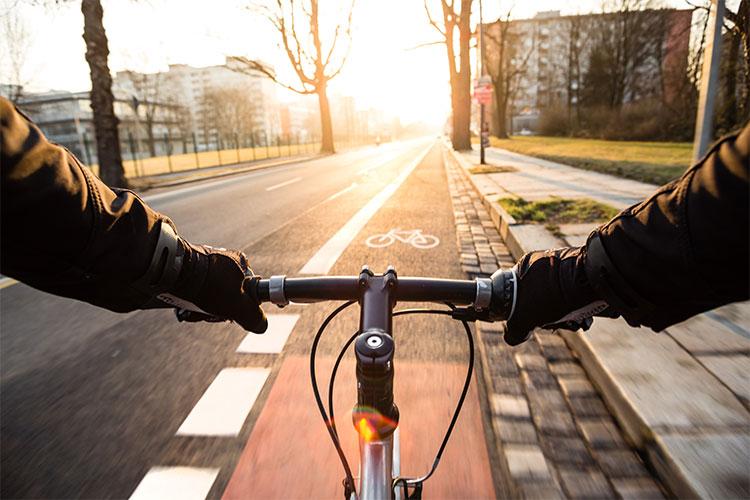 Sicheres Fahrradfahren
