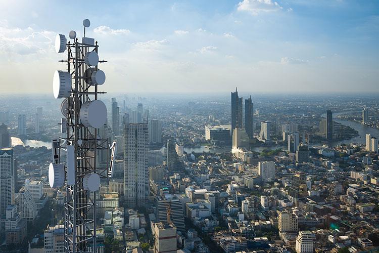 5G in Großstädten