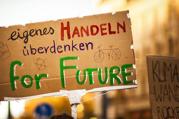 Fridays for Future Demonstration.