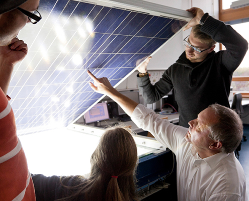 Ingenieurstudiengang mit Nachhaltigkeit als Ziel